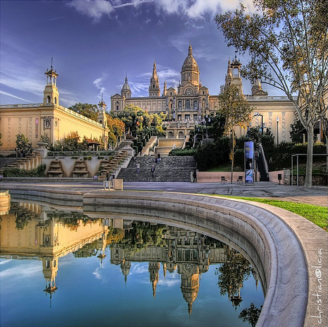 Museo nacional de Barcelona