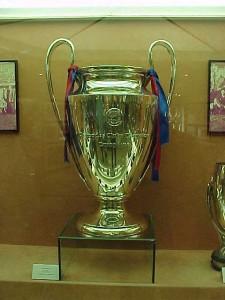 FC Barcelona: Copa Europa 1992