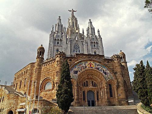 Turismo en Barcelona: Templo Sagrada Familia