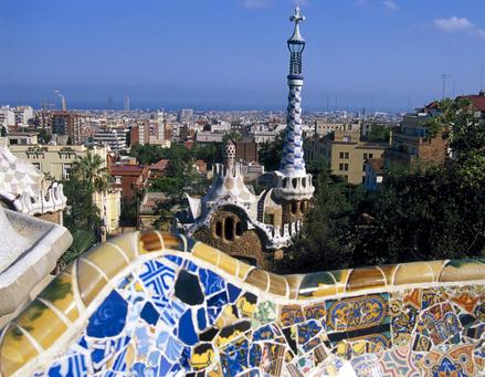 Vuelos Baratos a Barcelona: Parque de la Ciudadela