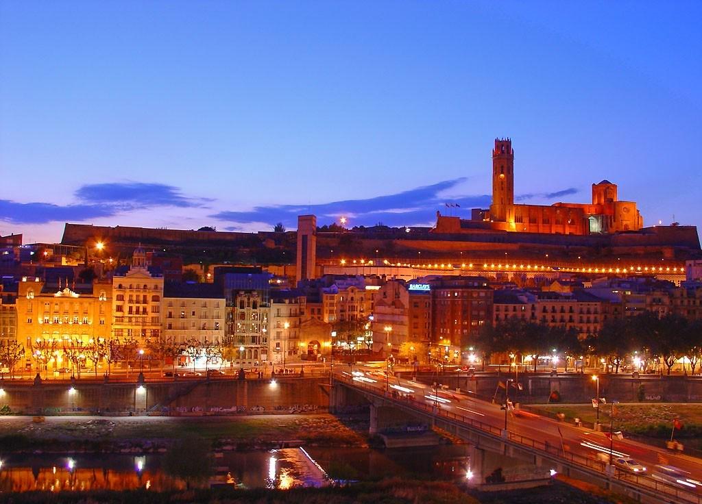 Hoteles en lleida centro entre los diez mejores destinos for Dormir en barcelona centro barato