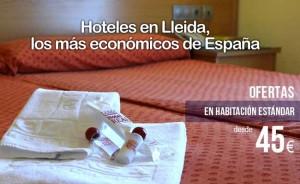 hoteles-en-lleida